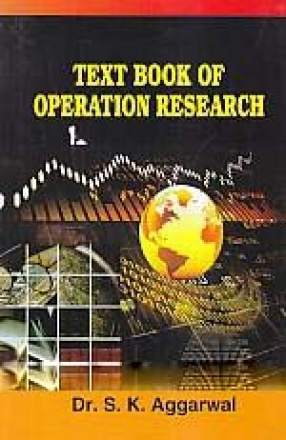 Text Book of Operation Research