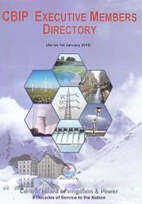CBIP Executive Members Directory