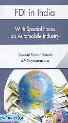 FDI in India: With Special Focus on Automobile Industry