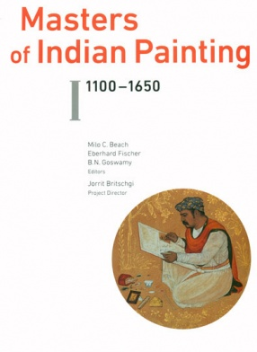 Masters of Indian Painting 1100-1650 (In 2 Volumes)