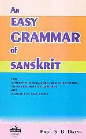 An Easy Grammar of Sanskrit