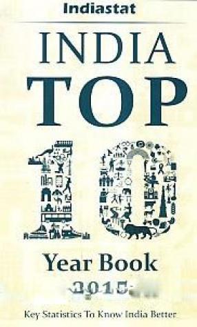 Indiastat India Top 10 Year Book 2015