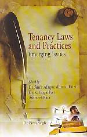 Tenancy Laws and Practices: Emerging Issues