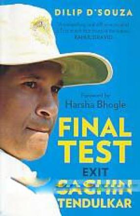Final Test: Exit Sachin Tendulkar