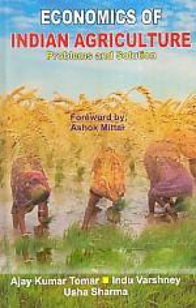 Economics of Indian Agriculture: Problems and Solution
