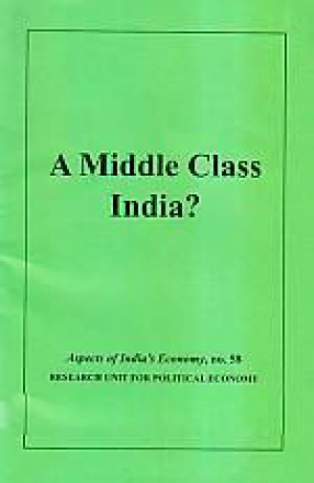 A Middle Class India