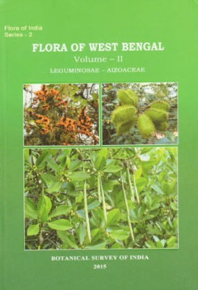 Flora of West Bengal, Volume II: Leguminosae-Aizoaceae