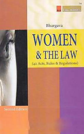 Lawmann's Women & the Law: 42 Acts, Rules & Regulations