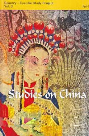 Studies on China (In 2 Volumes)