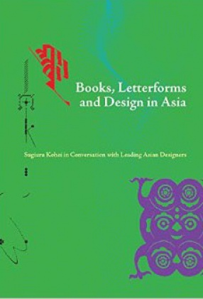 Books, Letterforms and Design in Asia
