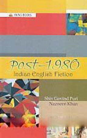 Post-1980 Indian English Fiction