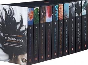 The Mahabharata (Box Set)
