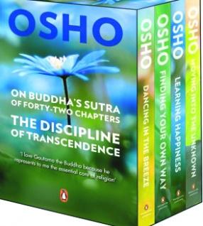 Osho on the Buddha Sutra (Box Set)