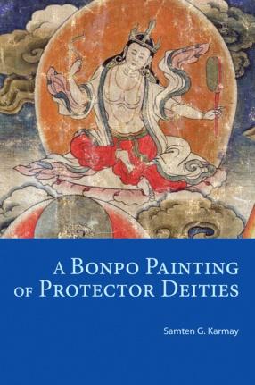A Bonpo Painting of Protector Deities