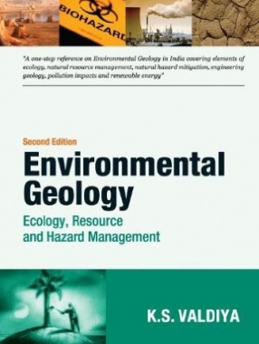Environmental Geology: Ecology, Resource and Hazard Management