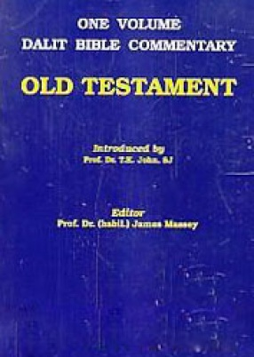 One Volume Dalit Bible Commentary: Old Testament