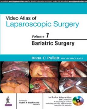 Video Atlas of Laparoscopic Surgery-Bariatric Surgery, Volume 1: Includes Interactive