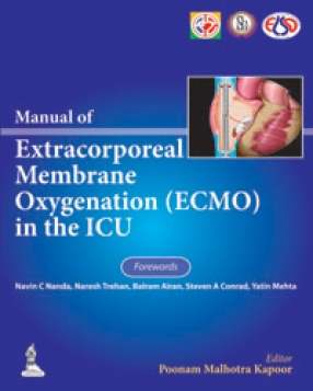 Manual of Extracorporeal Membrane Oxygenation (ECMO) in the ICU