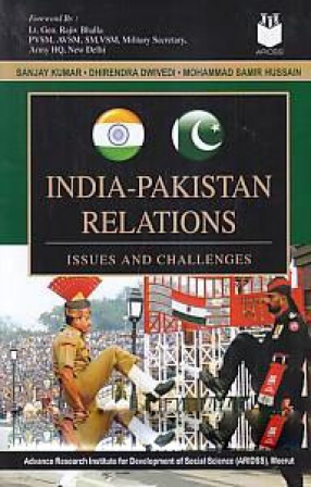 India-Pakistan Relations Issues and Challenges