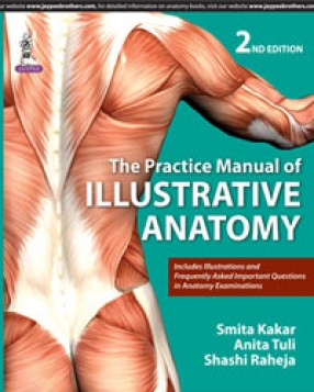 The Practice Manual of Illustrative Anatomy