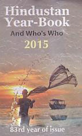 Hindustan Year Book and Who's Who 2015