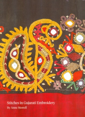 Stitches in Gujarati Embroidery