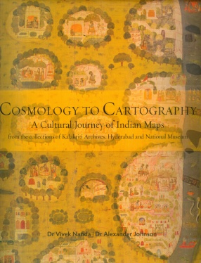 Cosmology to Cartography: A Cultural Journey of Indian Maps from the Collections of Kalakriti Archives, Hyderabad and National Museum