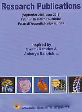 Research Publications: September 2007-June 2015