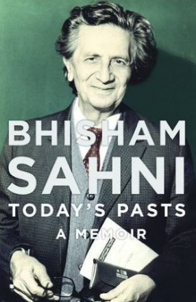 Today's Pasts: A Memoir
