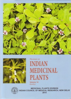 Reviews on Indian Medicinal Plants, Volume 14: La-Ly