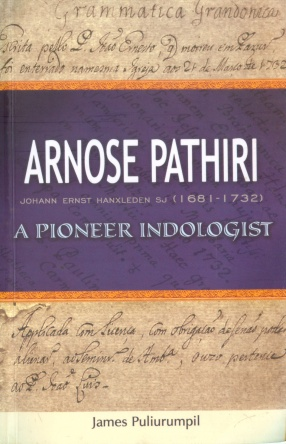 Arnose Pathiri: A Pioneer Indologist