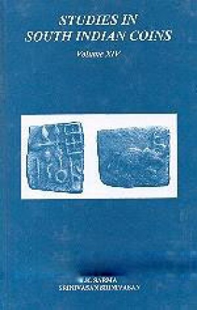 Studies in South Indian Coins, Volume XIV