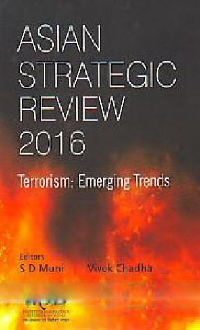 Asian Strategic Review 2016