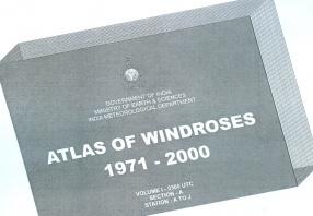 Atlas of Wind Roses 1971-2000, Volume II (In 2 Parts)