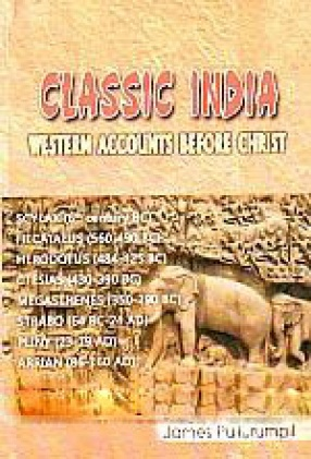 Classic India: Western Accounts Before Christ