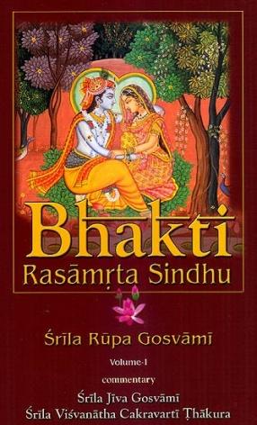 Bhakti Rasamrta Sindhu (In 2 Volumes)