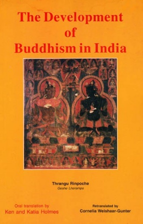 The Development of Buddhism in India