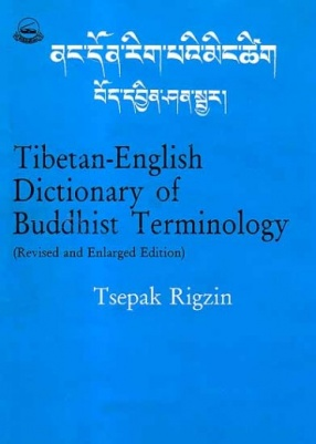 Tibetan: English Dictionary of Buddhist Terminology