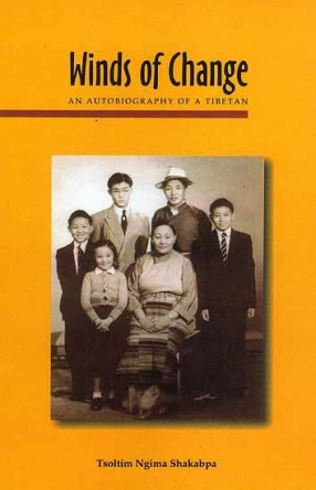 Winds of Change: An Autobiography of A Tibetan