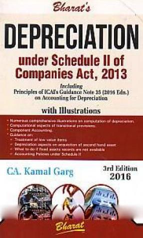 Bharat's Depreciation: Under Schedule II of Companies Act, 2013