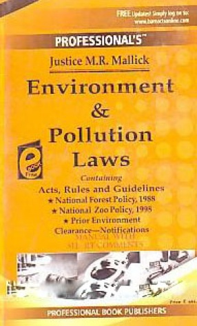 Environment & Pollution Laws