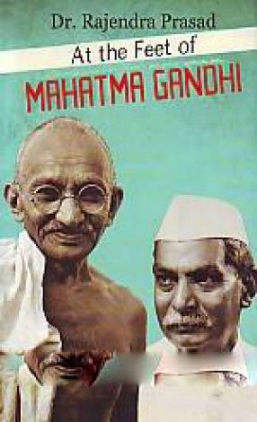 At the Feet of Mahatma Gandhi