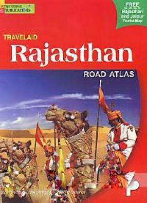 Travelaid Rajasthan Road Atlas