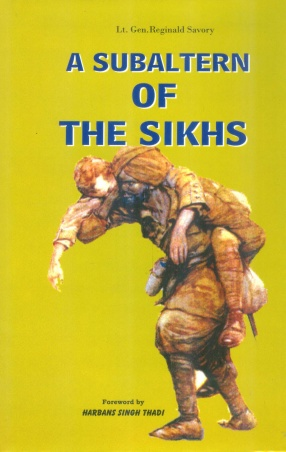 A Subaltern of The Sikhs