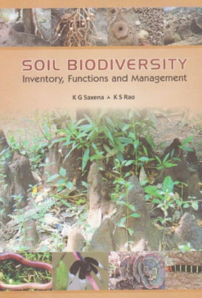 Soil Biodiversity: Inventory Functions and Management