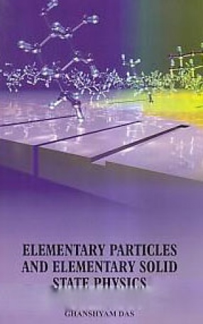 Elementary Particles and Elementary Solid State Physics
