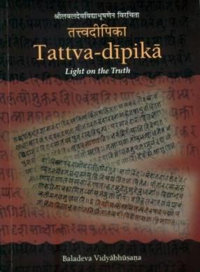 Tattva Dipika: Light on The Truth
