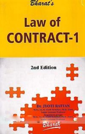 Bharat's Law of Contract-1