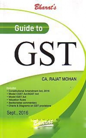 Bharat's Guide to Goods & Service Tax