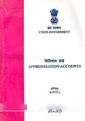 Appropriation Accounts (civil) 2014-2015